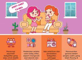 Penyalur Baby Sitter Punya Aturan Buat Pengguna Jasa, Apa Sajakah Itu?